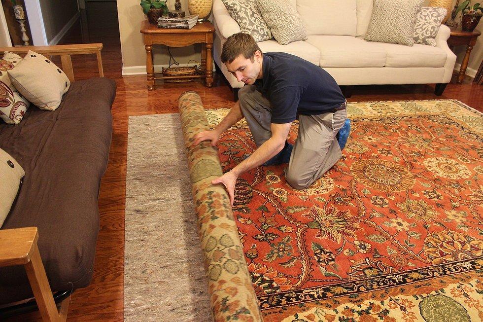 Limpieza de alfombras recogida y entrega gratuita a - Limpieza casera de alfombras ...