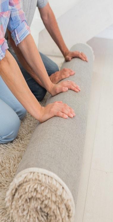 recogida de alfombras a domicilio